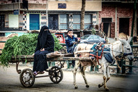 On the Streets of Cairo, EGYPT